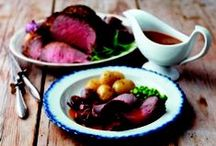 Beef, Glorious Beef! / A collection of beef related images and mouth-watering recipes. We advocate the use of seasonal, responsibly sourced and ethically reared produce.