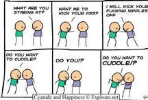 Cyanide and Happiness / by Elisa