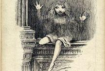 Classic Illustrations / Classic book illustrations