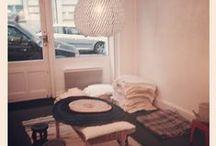 Show room / 3 rue Thimonnier 75009 Paris  Open to the public every wednesday -  Ouvert au public tous les mercredis
