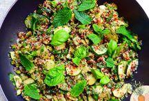 Przepisy wegetariańskie/ Vegetarian recipes