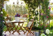 Make me a garden...