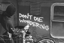 Graffiti vandale / illégal
