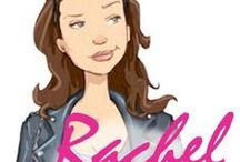 Rachel: Love Him Not / Rachel is a fictional character from Love Him Not, a new adult chooseable path romantic comedy inspired by dating advice books. 100s of choices, 60 endings.