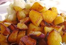 Harry's Queeste for the best roasted potatoes ;-) / My husband is a big fan of roasted potatoes and is always looking for a better recipe
