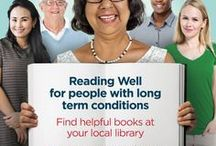 Reading Well Long Term Conditions / Reading Well for Long Term Conditions recommends books you might find helpful if you have, or are caring for someone with, a long term physical health condition