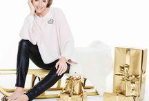 comma fashion   X-mas Glow / We wish you a merry sparkling X-mas!