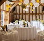 Fison Barn Hire / Stunning 19th century, timber framed barn at the foot of the Wittenham Clumps available for hire - wedding receptions, family celebrations, corporate events. Find out more at www.earthtrust.org.uk/fisonbarn