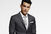 Dress for Success: Men / A good tip is to dress as you would if you were already working at the company.