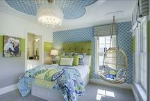 Tween Bedrooms / Decor ideas and inspiration for bedrooms for tweens.