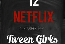 Tween Entertainment / Movies, TV shows and everything else that keeps kids entertained.
