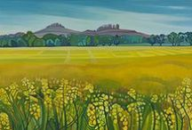 Landscape Art / Celebrating the South Oxfordshire landscape.