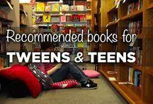Books for Tweens / Books for Tweens.