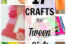 DIY Projects and Crafts for Tweens / Craft ideas and tutorials that older kids will love.