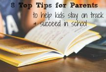 School and Tweens / Everything you need to get ready for back to school