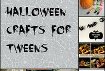 Halloween / Everything Halloween for tweens, including costumes, crafts, party ideas, food and more.
