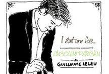Guillaume LELEU, l'Insolent Parisien / Guillaume LELEU, créateur de THEODOR Paris