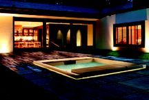 Minipools and more / When you have one of our hydrospas in your home, the rest is mere detail. In every hydrospa, comfort starts with the seats, which are welcoming and ergonomically-shaped. Well-being is ensured by the multitude of jets, which are positioned in strategic points to target specific areas of the body during the massage.