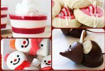 Christmas Fun Foods / Yummy Christmas food & sweets