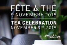 9 novembre Fête Internationale du thé
