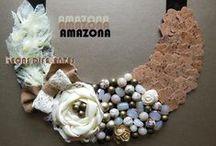NECKLACES / Handmade Necklaces             www.facebook.com/pecas.diferentes