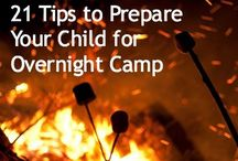 Summer Camp / Tips and resources for families with tweens going to summer camp.