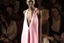BALMAIN / CHRISTOPHE LEBOURG / Collection Été 2004