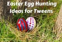 Easter  / Easter treats, recipes, craft ideas & more for tweens b