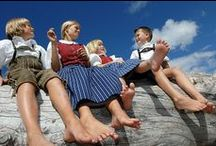 Kids in Tracht / Funny Kids in Tracht