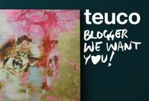 Blogger we want you! / The first contest for design blogger powered by Grazia.it and Teuco. Are you a design blogger? We're looking for you!