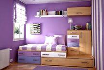 evies new bedroom