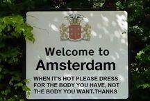 Amsterdam / by Helene Eugenie