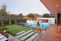 Great outdoors / Garden and patio designs and ideas
