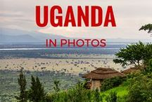 Uganda / Travel tips and travel inspiration for Uganda, from chimpanzee trekking to the staggering beauty of Lake Bunyonyi. Visit NotWithoutMyPassport.com for more!