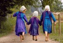 Amish / by Helene Eugenie