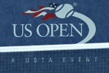"US Open Flushing Meadows / by États Unis ""American Life"" USA Forever"