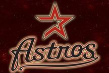 Houston Astros / We would love you to pop over and view our stunning collection of Houston Astros hand-made cufflinks. All personalised cufflinks are made in England. http://etsy.me/1MOlgzo / by American Sport Cufflinks