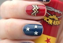Nail Art for Tweens / Nail art designs and ideas suitable for kids / tweens.