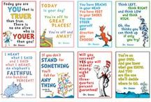 Dr Seuss quotes / All Dr Seuss quotes have meaning behind them. I like to find that meaning behind them