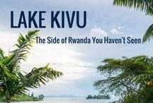 Rwanda / Travel tips and travel inspiration for Rwanda, from gorilla trekking to the tranquility of Lake Kivu. Visit NotWithoutMyPassport.com for more!