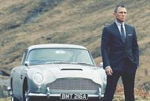 James Bond Style Inspiration / James Bond inspired style board by Alexandra wood bespoke tailoring