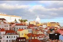 Lisboa | Lisbon / Uma cidade que apaixona à primeira visita e deixa sempre uma vontade de regressar. It's a city to fall in love at first sight and to return over and over again.