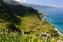 Madeira / Com sua paisagem luxuriante e beleza estonteante, clima temperado e sol constante, a Madeira é um ótimo destino turístico.