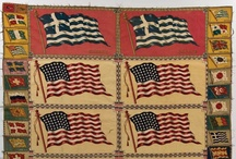 """Fifty Nifty United States / The International Quilt Study Center & Museum's collection includes beautiful pieces from almost all 50 states. This board is a sampling of those quilts. To view more visit www.quiltstudy.org and click on """"Search the Collection."""""""