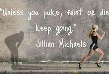 Träning och hälsa, motivation