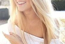 Hair - blond
