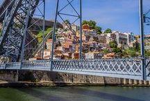 Porto, Portugal / Explore Porto