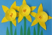 Tavasz  - spring / by Anikó óvónéni