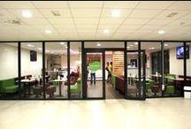 Victoria Restauración / Tenemos 5 espacios gastronómicos. El restaurante del Victoria, el Gastrobar, la Azotea, Fuentelavero y el Sopitas. ¿Qué te apetece comer hoy?