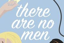 There Are No Men / Rom Com on the Edge Book 1